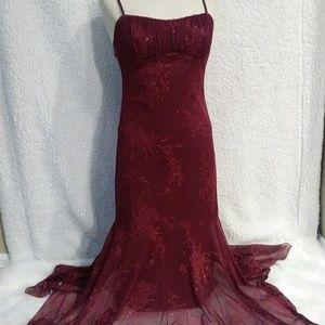 Ruby Rox Red Formal Dress Sm